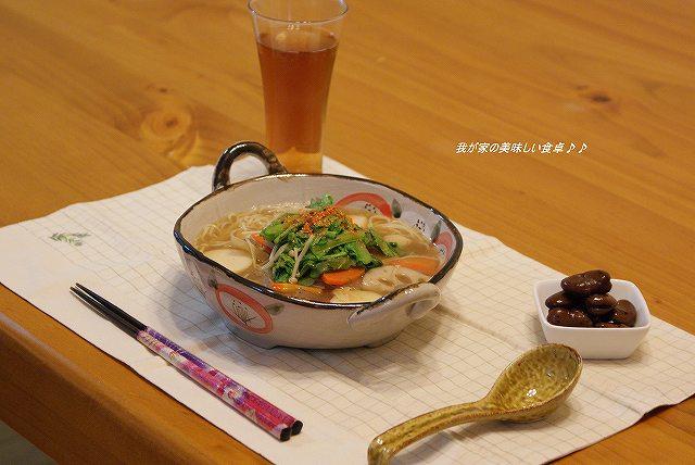 けんちん素麺