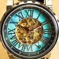 愛用の腕時計w