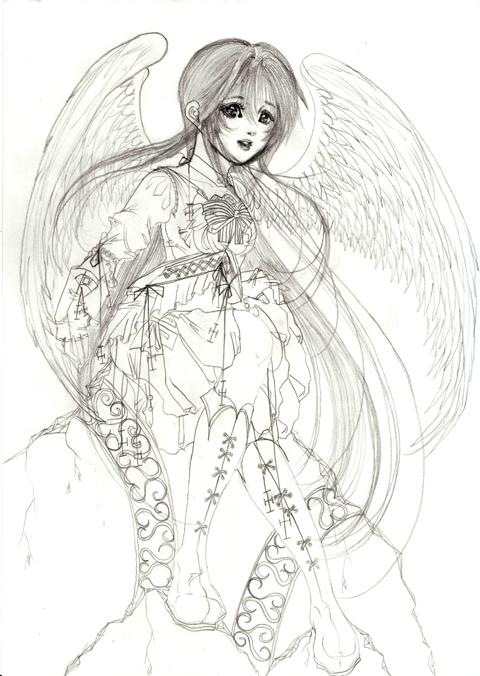 聖夜の天使(//^-^//)