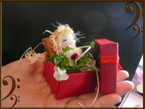 生まれたての天からのプレゼント(//^-^//)