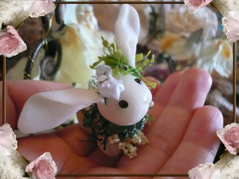 そしてウサギさん(//^-^//)