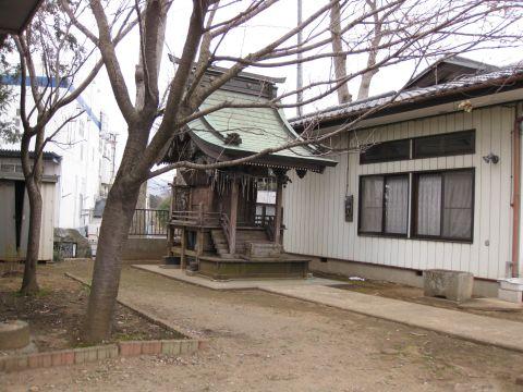 上稲吉の厳島神社
