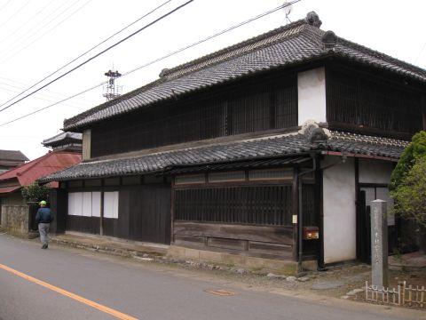 旧旅籠皆川屋・木村家住宅
