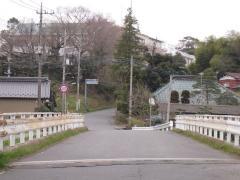 天の川に架かる橋