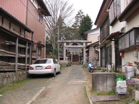 日天宮・御嶽神社