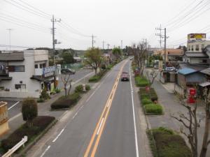 県道52号 杉並・石岡