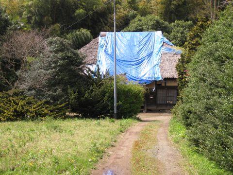 竹原下郷の旧家