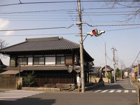 旅館かと家旧館(旧旅籠角屋)