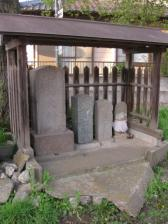 小幡宿の石碑群