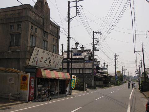 旧水戸街道 小鶴上宿