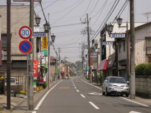 小鶴の商店街