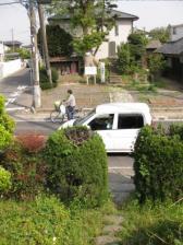 元吉田の一里塚