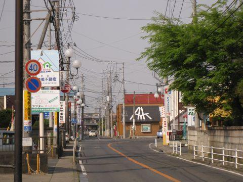 水戸街道 元吉田