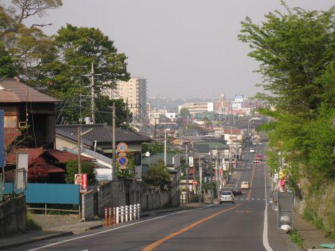 藤柄坂新道