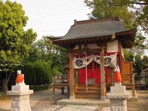 能化稲荷神社