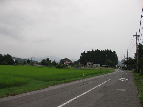 国道121号 倉ヶ崎新田