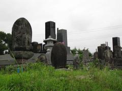 大桑町の石仏群