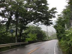 国道121号 藤原