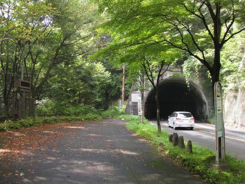 竜王トンネル(龍王隧道)