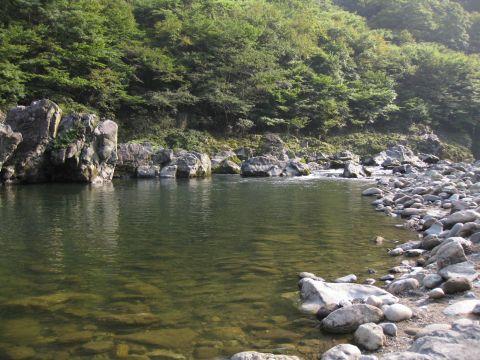 鬼怒川・白岩半島