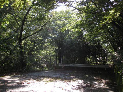 三ツ岩の旧国道02