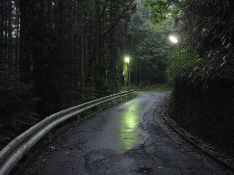 やぼ助峠旧道