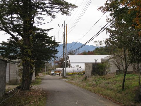 高原新田宿