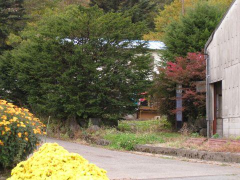 旧高原問屋屋敷跡