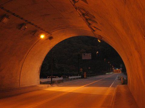 五十里岬トンネル