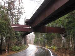 野岩線第一男鹿川橋梁02