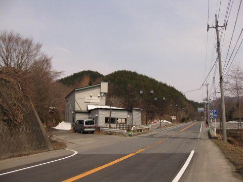国道121号 横川パーキング