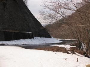 山王峠旧道