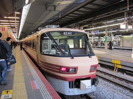 雷鳥ラストラン金沢2010 004