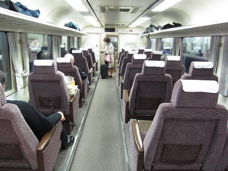 雷鳥ラストラン金沢2010 015