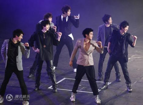 super show 上海 10