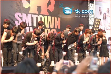 SM TOWN タイ 11