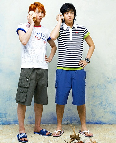 ヒチョル&キボム