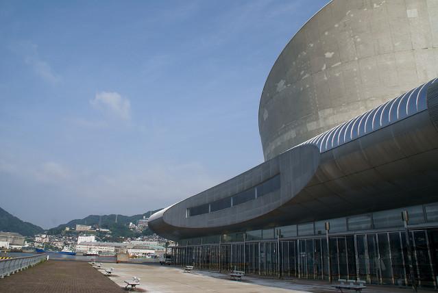 長崎港 ターミナル