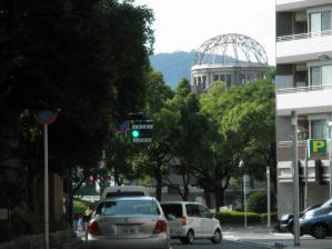 原爆ドーム2010-7