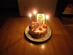 美羽誕生日2010-2