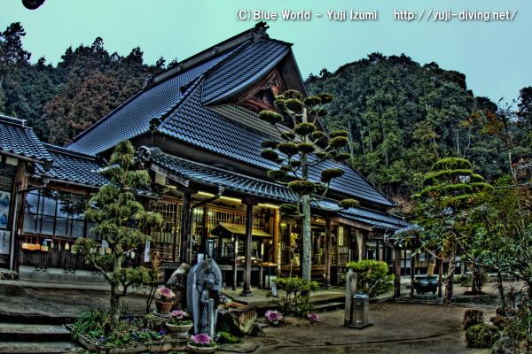 HDR ~ 瑠璃光寺
