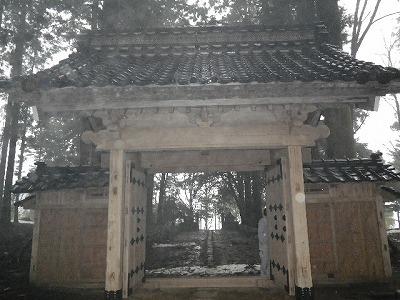 立山寺三門2