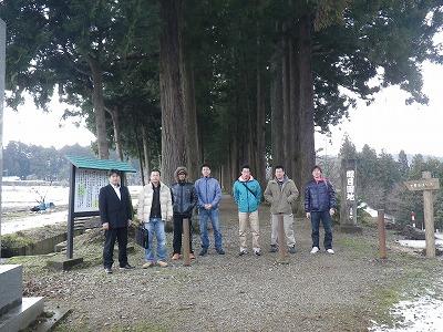 立山寺集合写真