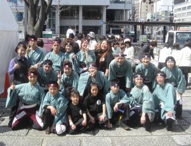 広小路祭り2010.3.20