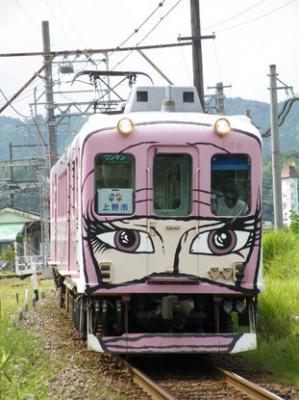 伊賀神戸にて