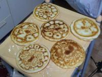 朝飯作り1