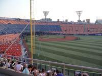 初野球観戦③