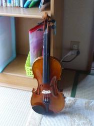 新弦・モレのバイオリン