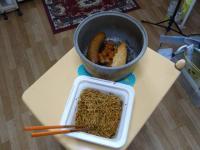 2日目昼飯