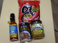 外国っぽい食料たち